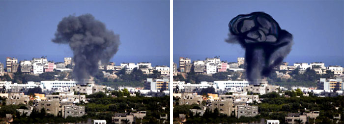 gaza-israel-rocket-strike-smoke-art-25