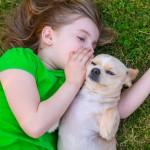 12 razones por las que todo niño debería crecer con un perro a su lado