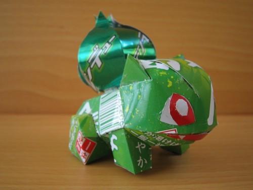 Artista japonés latas