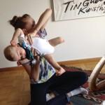 Nada puede asustar más a los padres que una niñera creativa