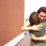 El gesto de un hijo con su madre que la dejó sin palabras