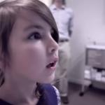 Nunca has visto tanta ilusión como en la reacción de esta niña