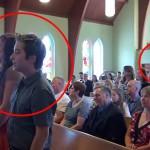 Delante de 130 invitados estos estudiantes se levantaron. ¡Mira lo que ocurrió después!