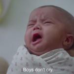 """""""Los chicos no lloran""""… ¿Por qué les educamos TAN mal?"""