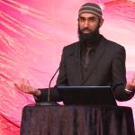 Quería despejar malos entendidos sobre el Islam y acabó diciendo esto