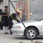 Hicieron lo mismo 2 veces delante de la policía, pero la segunda vez los detuvieron