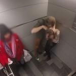 Un hombre abusa de su novia.Las reacciones son… para echarse a llorar
