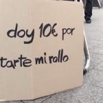 Ningún murciano quiere 10 euros. Lo hemos comprobado