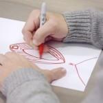 Pidieron a hombres que dibujaran una vagina. Esto fue lo que ocurrió